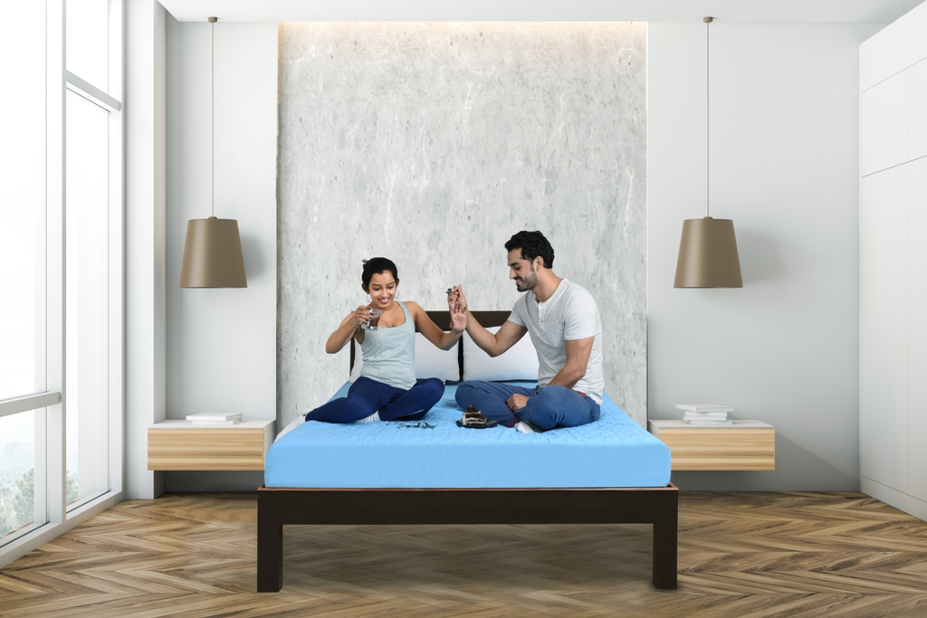 memory foam mattress in Gurgaon